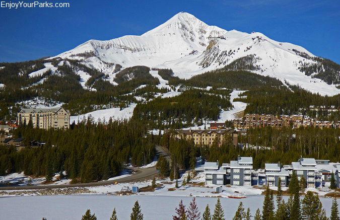 Big Sky Resort, Montana