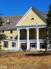 Lake Yellowstone Hotel, Lake Village, Yellowstone National Park