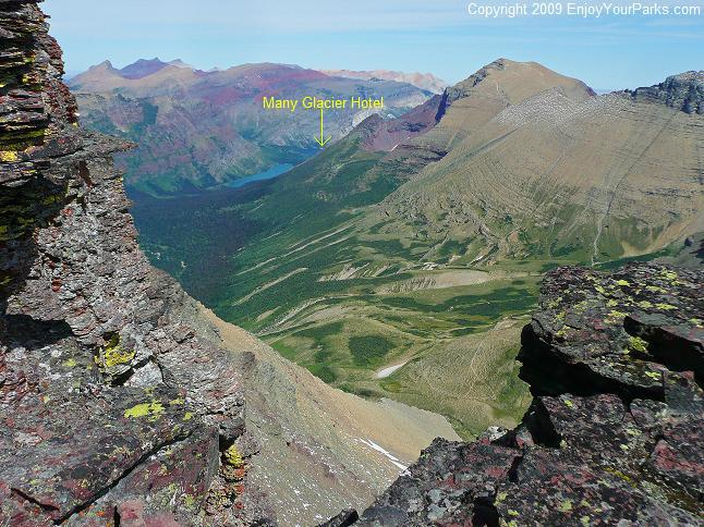 Pollock Mountain, Glacier National Park