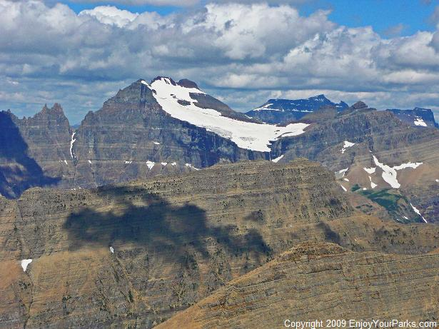 Mount Henkel, Glacier National Park