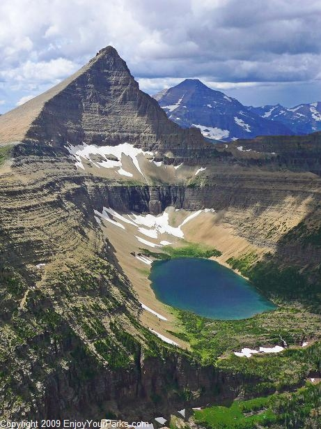 Flinsch Peak, Glacier National Park