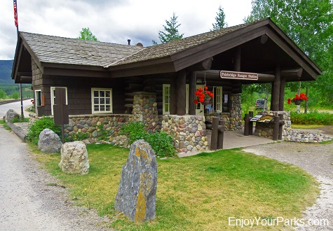 Polebridge Ranger Station, Glacier National Park