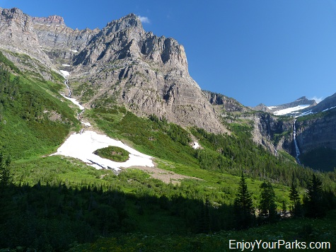 Boulder Peak, Hike to Brown Pass, Glacier National Park
