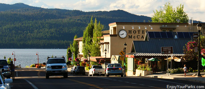 McCall Idaho, Payette River National Scenic Byway, Idaho