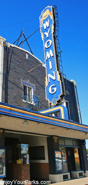Wyoming Theater, Torrington Wyoming
