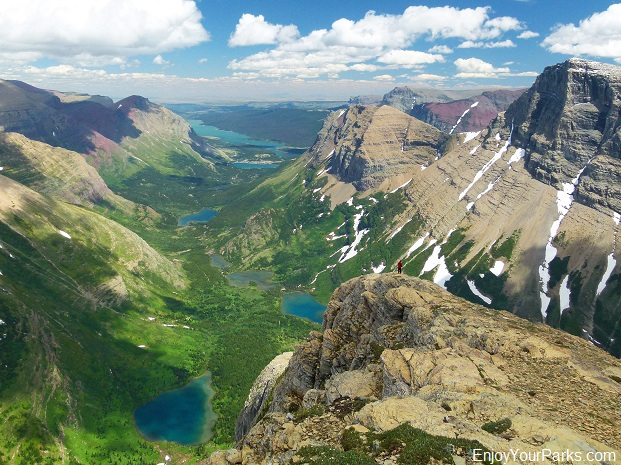 Swiftcurrent Mountain, Glacier National Park