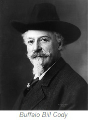 Buffalo Bill Cody, Wyoming