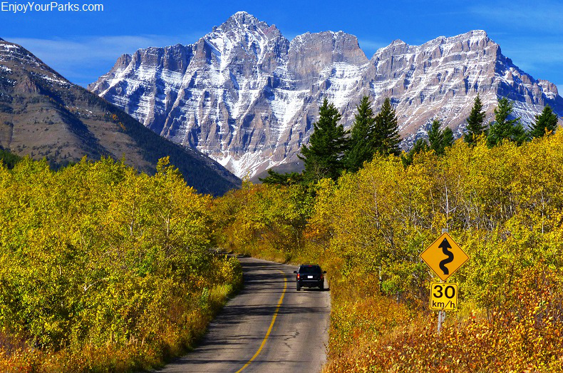 Red Rock Parkway, Waterton Lakes National Park
