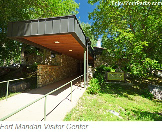 Fort Mandan Visitor Center