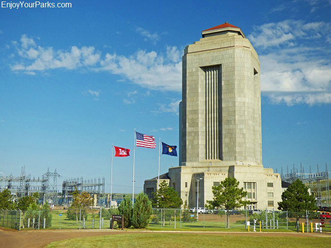 Fort Peck Power Plant and Musuem, Fort Peck Montana
