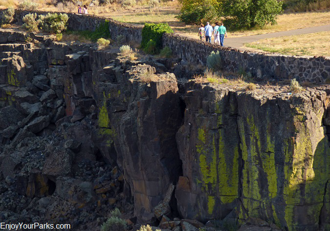 Snake River Canyon Rim Trail Complex, Twin Falls Idaho
