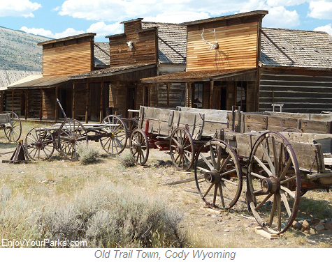 Old Trail Town, Cody Wyoming
