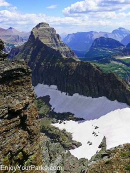 Clements Mountain, Glacier National Park