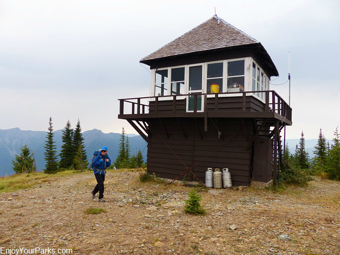 Loneman Lookout, Glacier National Park