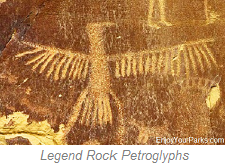 Legend Rock Petroglyph Historic Site, Wyoming