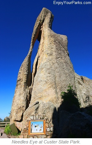 Needles Highway, Custer State Park, South Dakota
