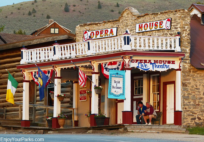 Virginia City Opera House