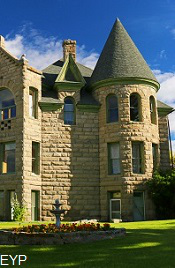 The Castle, White Sulphur Springs Montana