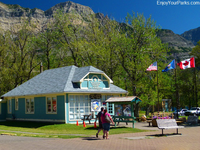 Waterton Heritage Centre, Waterton Park Townsite, Waterton Lakes National Park