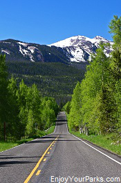 Mirror Lake Scenic Byway, Wyoming