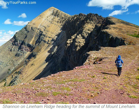 Lineham Ridge, Waterton Lakes National Park