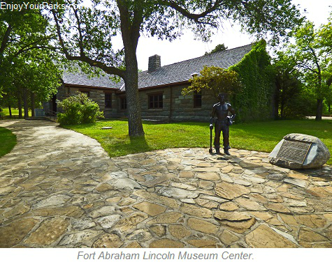Fort Abraham Lincoln Museum Center