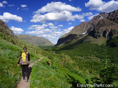 Dawson  - Pitamakan Trail Loop, Glacier National Park