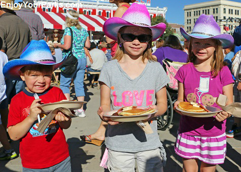 Cheyenne Frontier Days, Wyoming