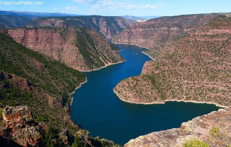 Flaming Gorge National Recreation Area, Wyoming