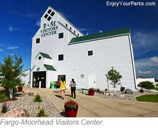 Fargo-Moorhead Visitors Center, Fargo North Dakota