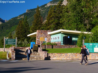 Waterton Lakes National Park Visitor Center