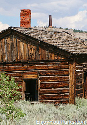 Atlantic City ghost town, Wyoming