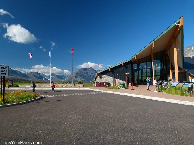 St. Mary Visitor Center, Going To The Sun Road, Glacier National Park