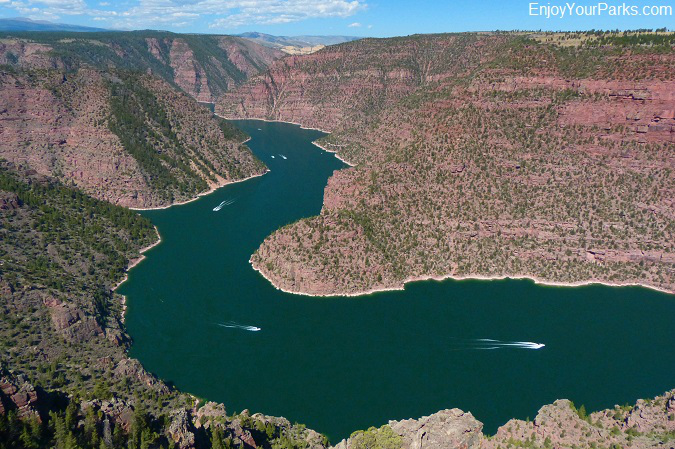 Red Canyon, Flaming Gorge National Recreation Area