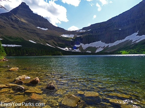 Old Man Lake, Two Medicine Area, Glacier National Park