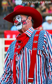 Rodeo Clown, South Dakota