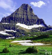Reynolds Mountain, Glacier National Park