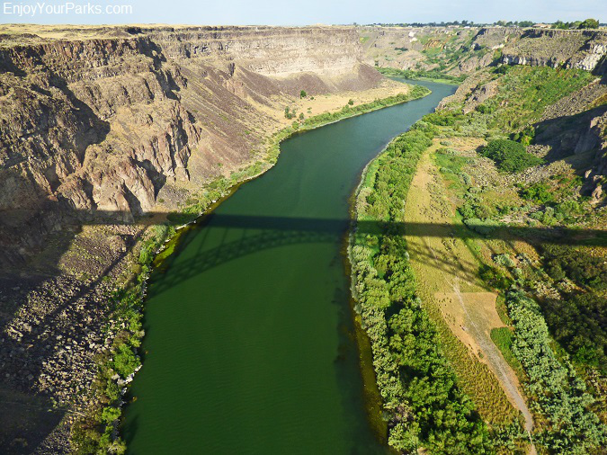 Perrine Bridge, Twin Falls Idaho