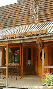 Meeteetse Chocolatier, Wyoming