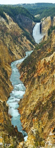 Grand Canyon of the Yellowstone, Yellowstone Naitonal Park