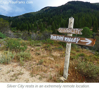 Silver City National Historic District, Idaho