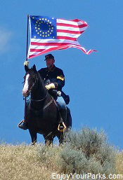 Little Bighorn Battle Re-enactment Montana