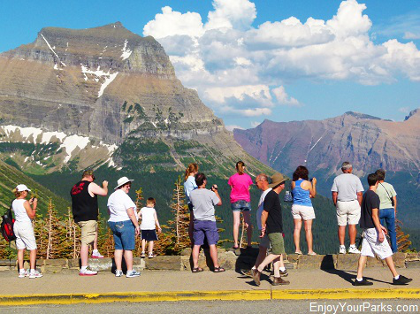Going To The Sun Mountain, Glacier National Park