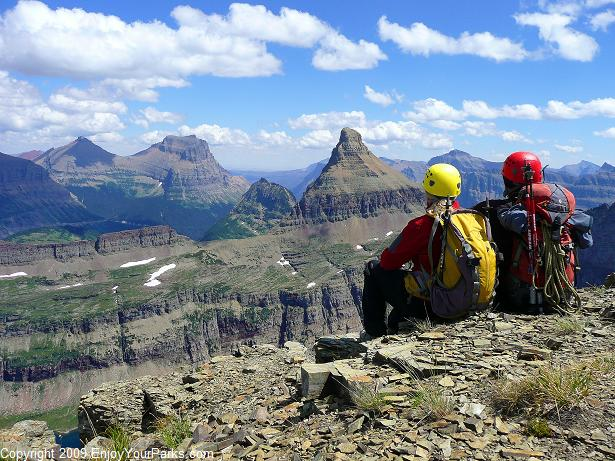 Bearhat Mountain, Glacier National Park