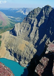 Iceberg Peak Summit, Glacier National Park