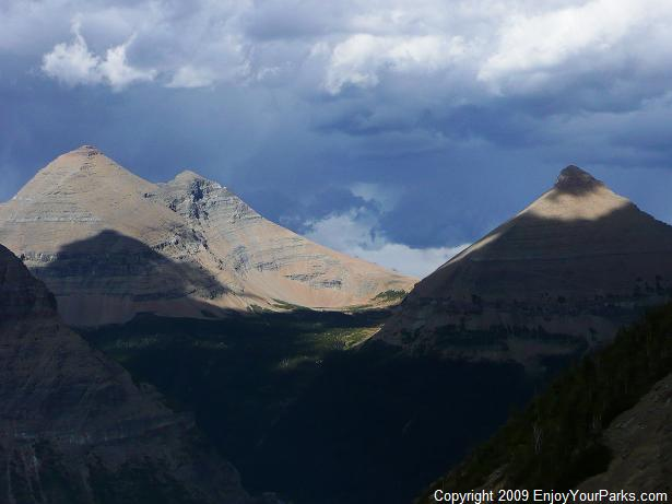 Heavy Runner Mountain, Glacier National Park