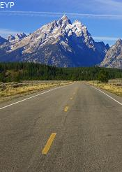Teton Park Road, Grand Teton National Park
