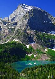 Grinnell Lake, Glacier National Park