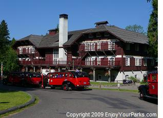 Lake McDonald Lodge, Lake McDonald, Glacier National Park