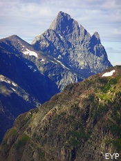 Mount Saint Nicholas, Two Medicine Area, Glacier National Park